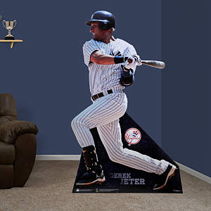 Derek Jeter Stand Out